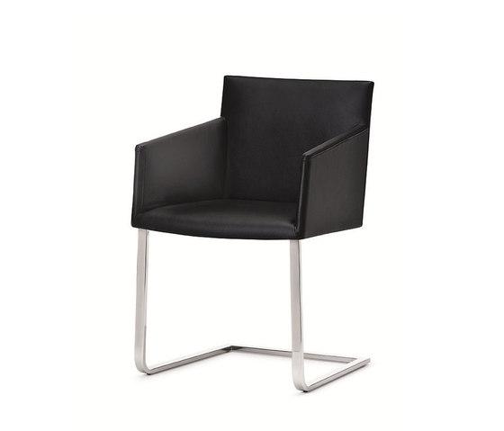 Kati PQ cantilever armchair di Frag | Sedie visitatori