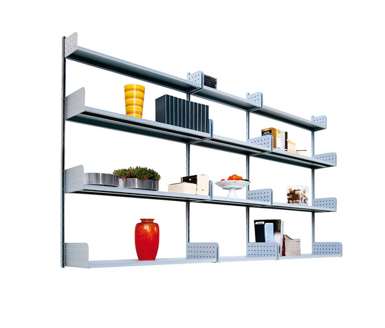 Trieste by Rexite | Office shelving systems