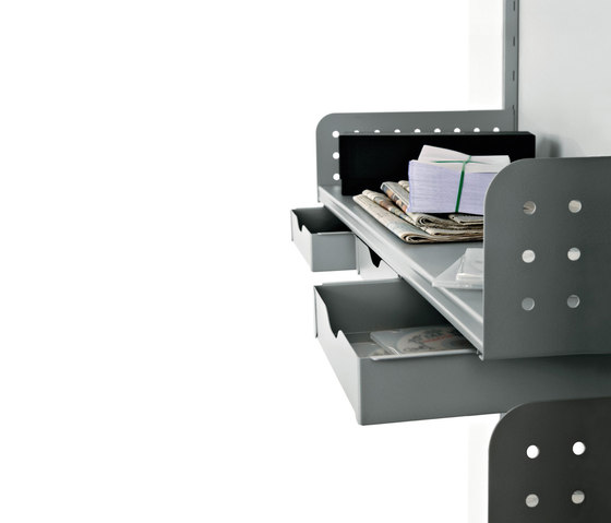 Sistemi scaffale  Mobili contenitori  Trieste  Rexite  Enzo