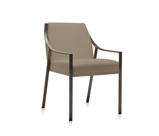 Aileron armchair by Frag | Visitors chairs / Side chairs