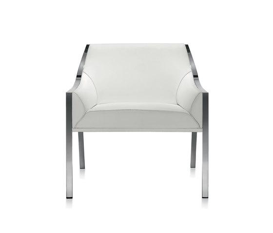 Aileron L lounge armchair von Frag | Loungesessel