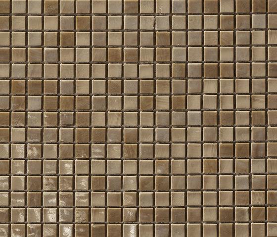 Concerto Seppia de Mosaico+ | Mosaïques verre