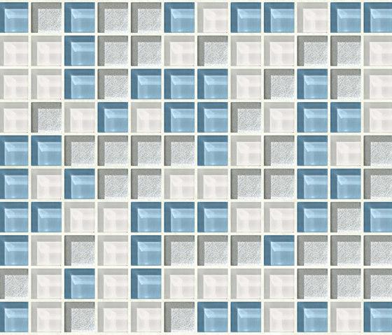 Cromie 23x23 Positano de Mosaico+ | Mosaïques verre