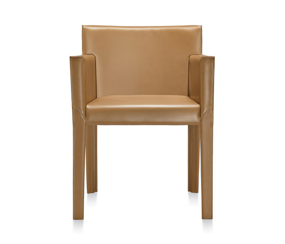 Musa P armchair by Frag | Visitors chairs / Side chairs