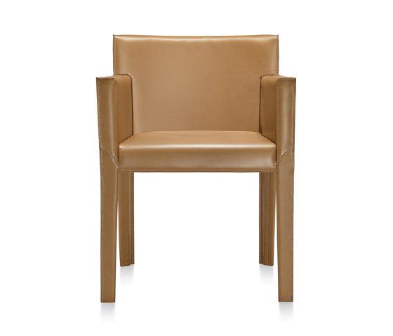 Musa P armchair di Frag | Sedie visitatori
