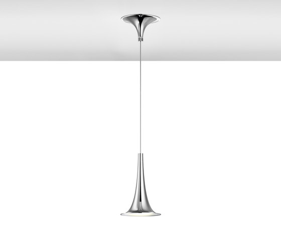 Nafir SP1 chrome by Axolight | General lighting