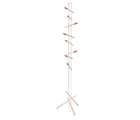 Woodpecker coat stand by Frag | Freestanding wardrobes