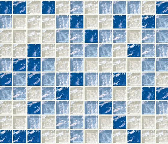 Cromie 23x23 Trani de Mosaico+   Mosaïques verre