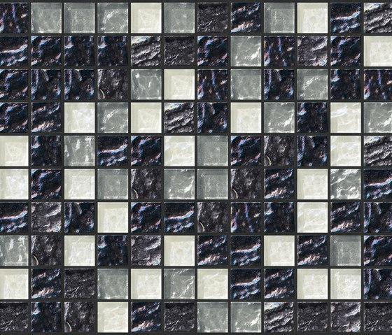 Cromie 23x23 Asolo by Mosaico+ | Glass mosaics