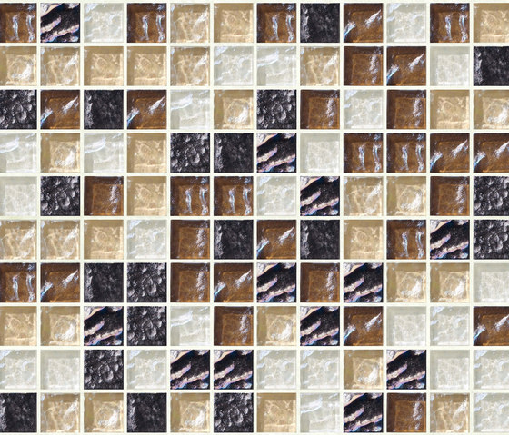 Cromie 23x23 Sabbioneta by Mosaico+ | Glass mosaics