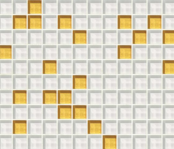 Cromie 23x23 Cefalu by Mosaico+ | Glass mosaics