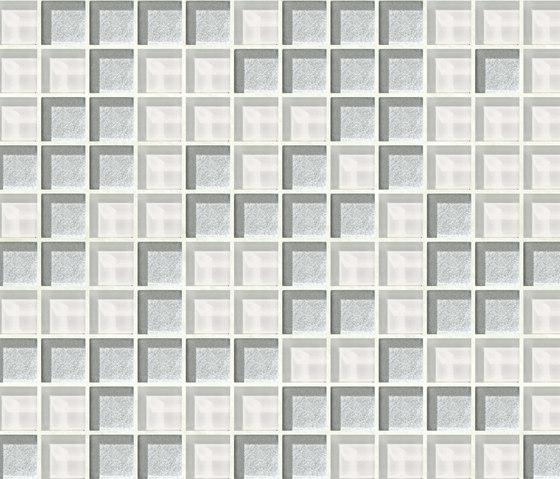 Cromie 23x23 Ostuni by Mosaico+   Glass mosaics