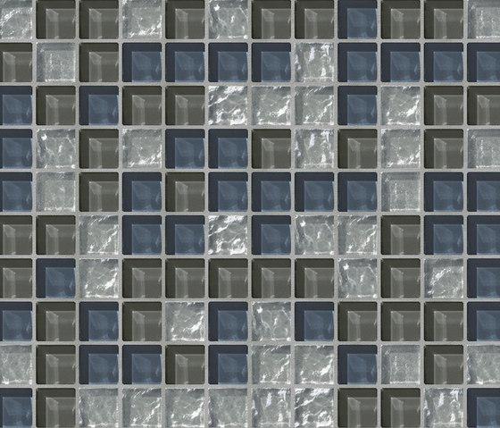 Cromie 23x23 Cortina by Mosaico+ | Glass mosaics