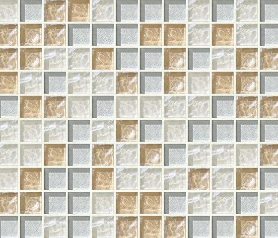 Cromie 23x23 Anghiari de Mosaico+ | Mosaïques verre