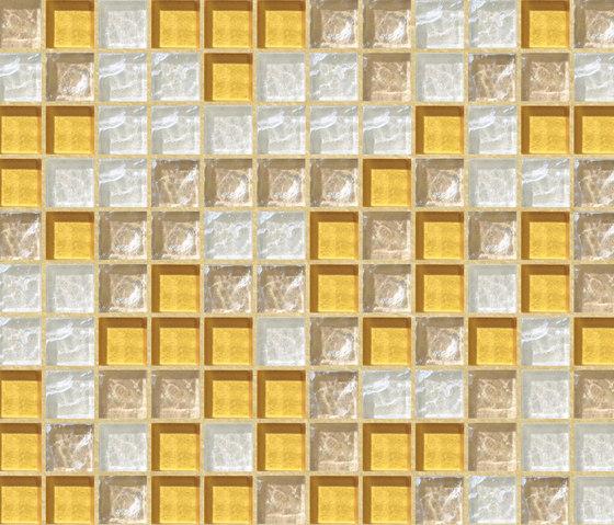 Cromie 23x23 Cassino de Mosaico+ | Mosaïques verre