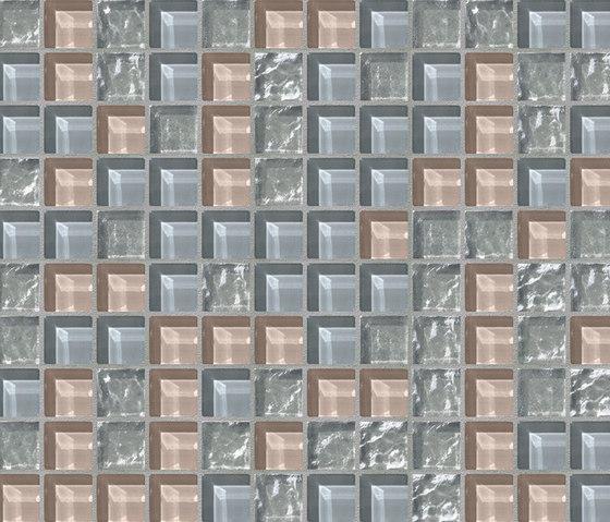 Cromie 23x23 Gubbio by Mosaico+ | Glass mosaics