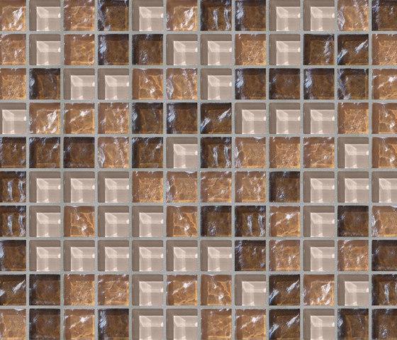 Cromie 23x23 Orvieto by Mosaico+ | Glass mosaics