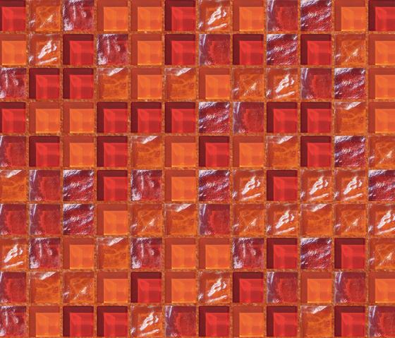 Cromie 23x23 Este by Mosaico+ | Glass mosaics