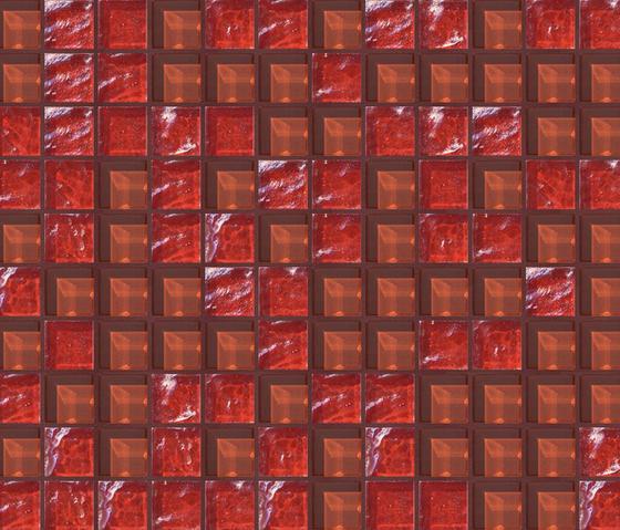 Cromie 23x23 Piovene by Mosaico+ | Glass mosaics