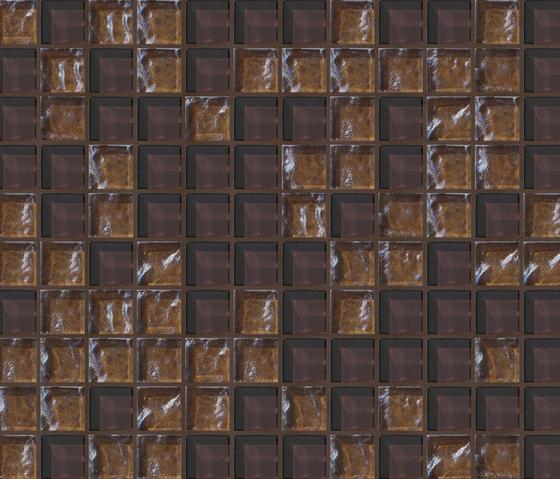 Cromie 23x23 Volterra by Mosaico+ | Glass mosaics