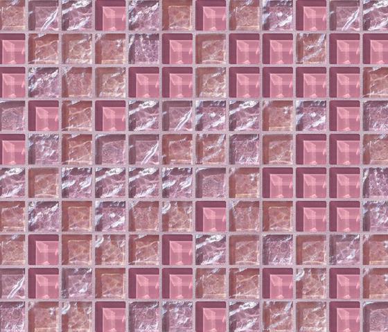 Cromie 23x23 Spello de Mosaico+ | Mosaïques verre