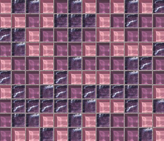 Cromie 23x23 Cecina by Mosaico+ | Glass mosaics