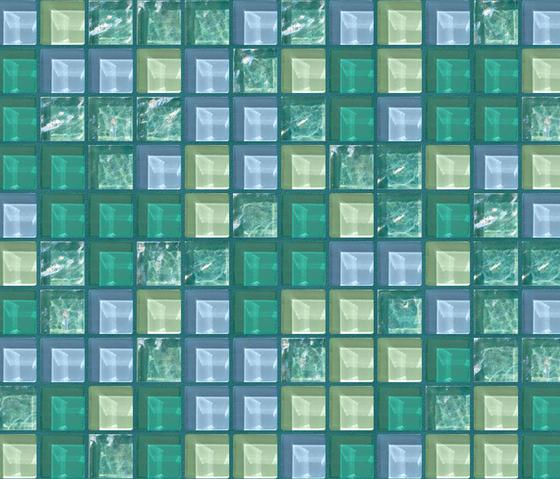 Cromie 23x23 Stresa de Mosaico+ | Mosaïques verre