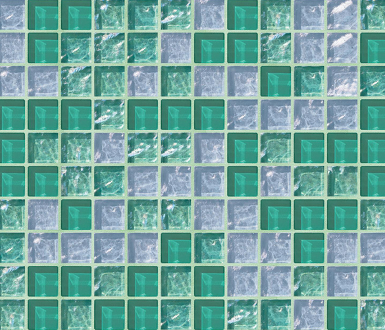 Cromie 23x23 Amalfi by Mosaico+ | Glass mosaics