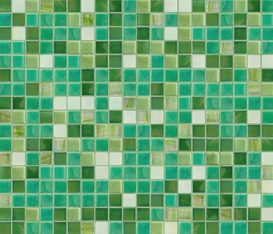 Cromie 15x15 Rieti by Mosaico+ | Glass mosaics