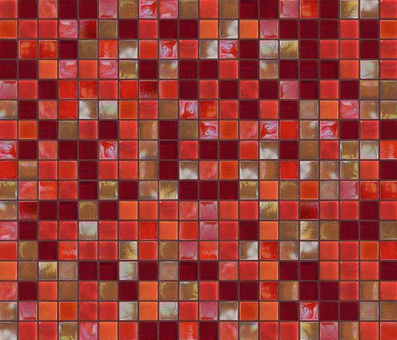 Cromie 23x23 Vicenza by Mosaico+ | Glass mosaics