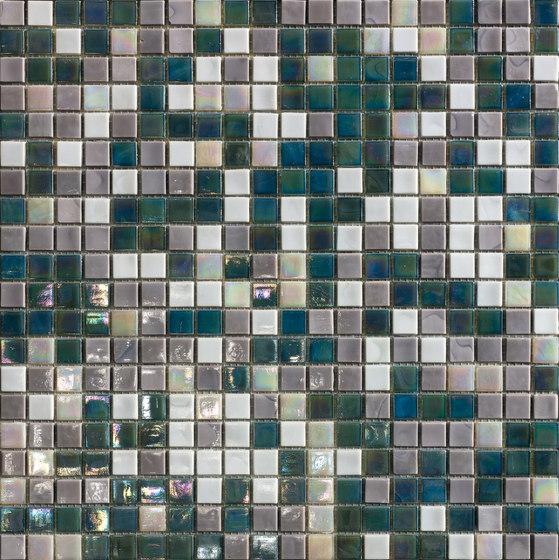 Cromie 15x15 Novara by Mosaico+   Glass mosaics