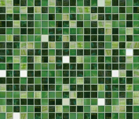 Cromie 15x15 Pisa by Mosaico+ | Glass mosaics