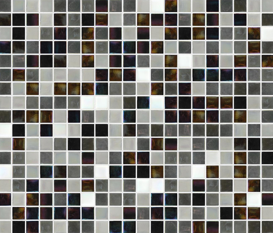 Cromie 15x15 Sondrio by Mosaico+ | Glass mosaics