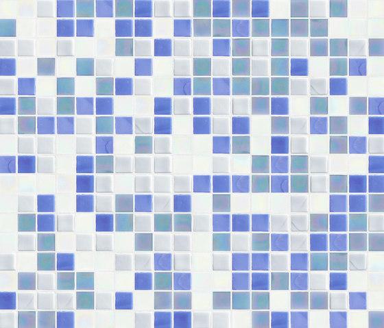Cromie 15x15 Pescara de Mosaico+ | Mosaicos de vidrio