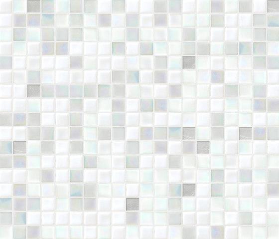 Cromie 15x15 Bolzano Oro by Mosaico+ | Glass mosaics
