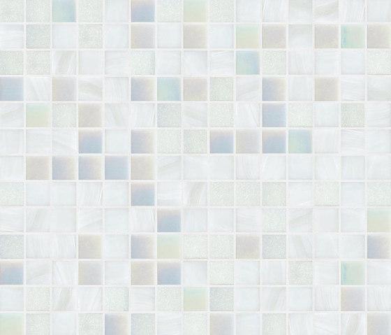 Cromie 20x20 Dallas di Mosaico+ | Mosaici vetro