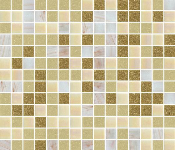 Cromie 20x20 Jadda di Mosaico+ | Mosaici vetro