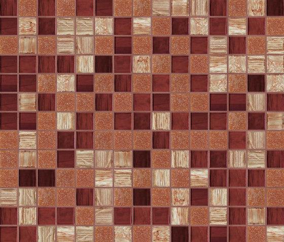 Cromie 20x20 Macao di Mosaico+ | Mosaici in vetro