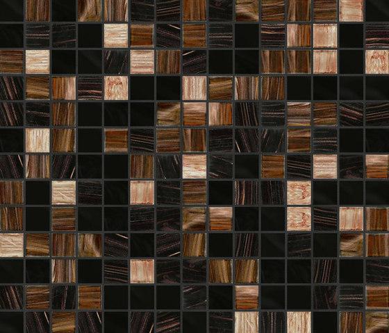 Cromie 20x20 Nairobi di Mosaico+ | Mosaici vetro