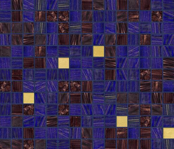 Cromie 20x20 Zurigo by Mosaico+ | Glass mosaics