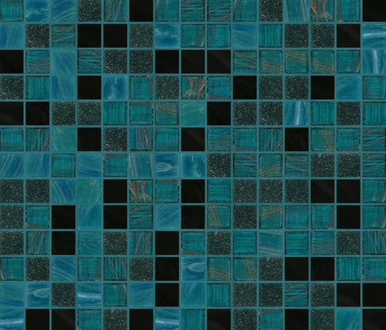 Cromie 20x20 Boston di Mosaico+ | Mosaici vetro