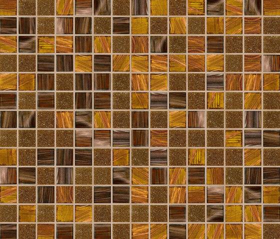 Cromie 20x20 Zanzibar di Mosaico+ | Mosaici vetro