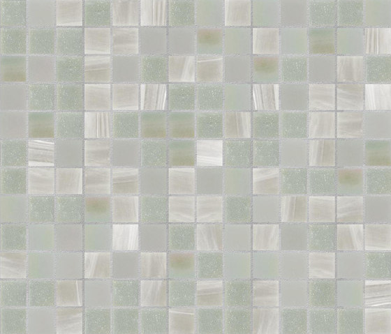 Cromie 20x20 Akita by Mosaico+ | Glass mosaics