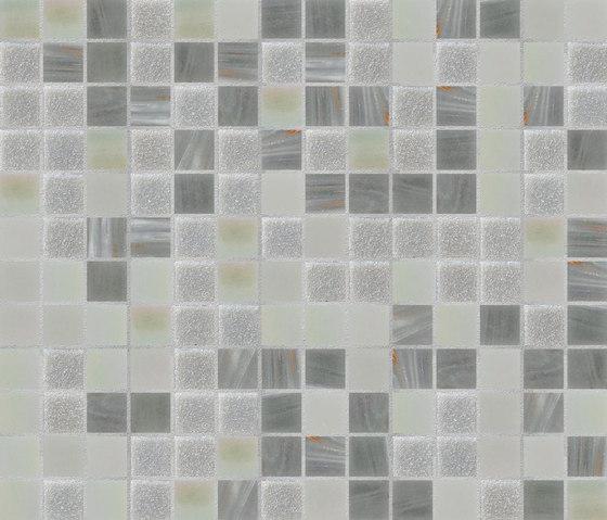 Cromie 20x20 Detroit di Mosaico+   Mosaici vetro