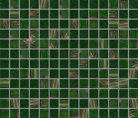 Cromie 20x20 Wellington di Mosaico+ | Mosaici vetro