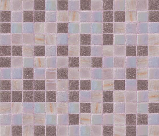 Cromie 20x20 Lille de Mosaico+ | Mosaïques verre