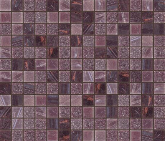 Cromie 20x20 Mumbai di Mosaico+ | Mosaici vetro
