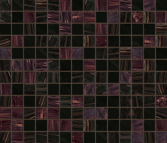 Cromie 20x20 Dakar by Mosaico+ | Glass mosaics