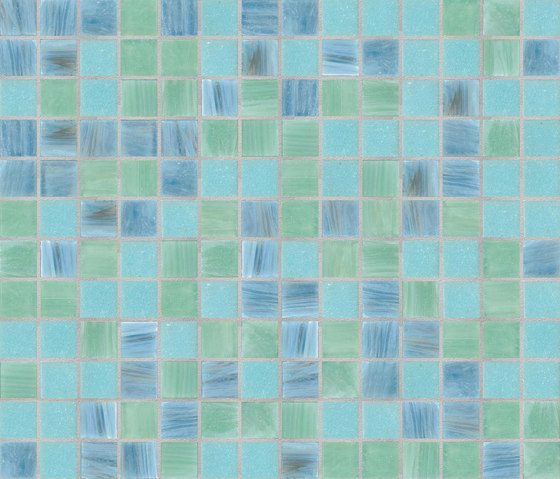 Cromie 20x20 Adelaide by Mosaico+ | Glass mosaics