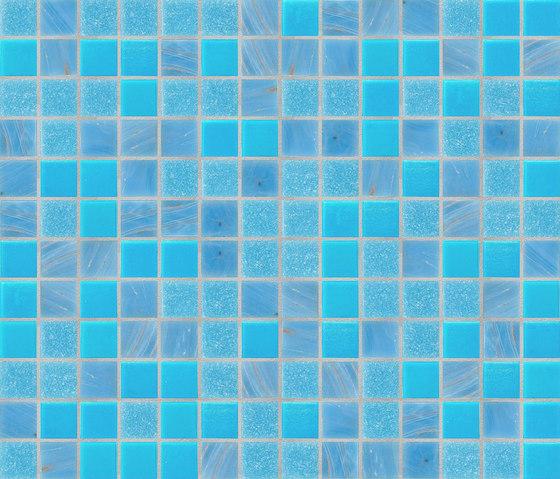 Cromie 20x20 Miami by Mosaico+ | Glass mosaics